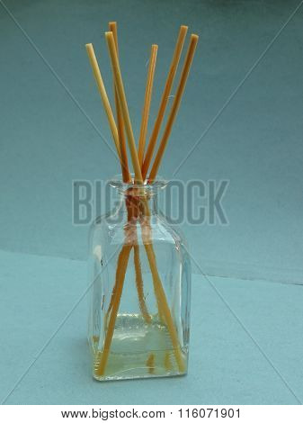 Fragrance Diffuser With Sticks