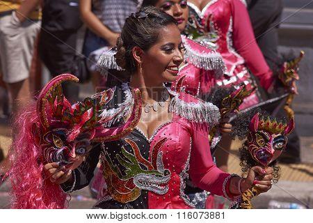 Andean Carnival - Arica, Chile