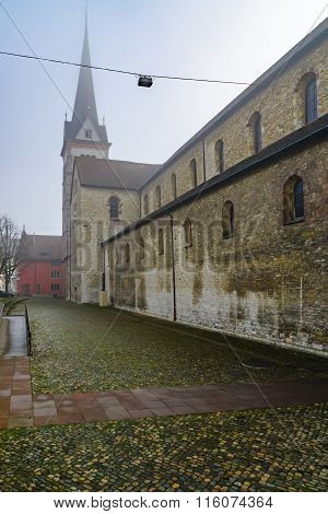 The Munster Schaffhausen Church