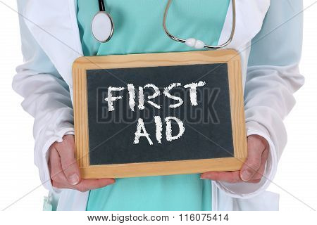 First Aid Help Helping Cpr Doctor Medical Accident