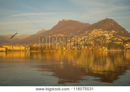The Lakeside Promenade, Lugano