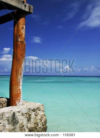 Bleu Sea And Sky