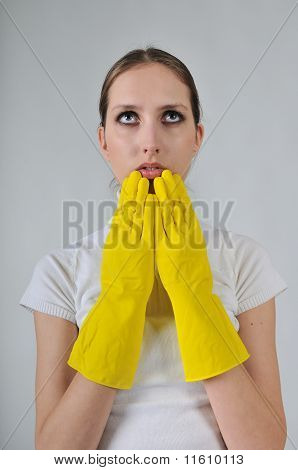 Yellow Gloves - What Will I Do?