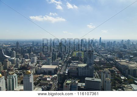 The City From Height