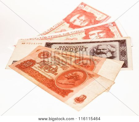 Money Picture Vintage