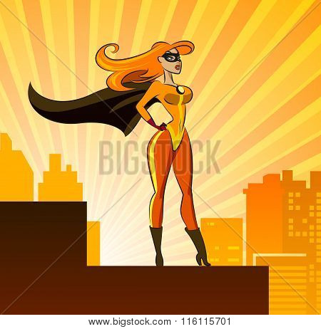 Super Hero - Female.
