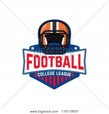 Football League. College League.