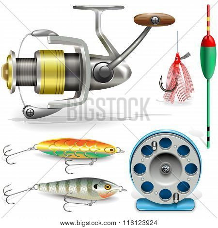Vector Fishing Tackle