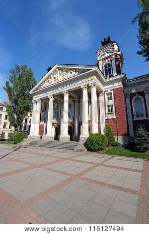 Bulgaria Theatre