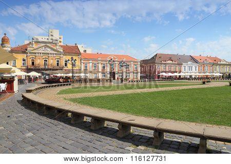 Unirii Square, Timisoara