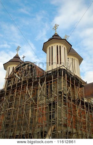 Construction Of The Church
