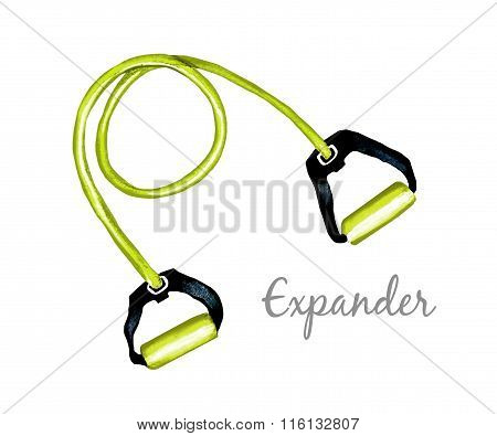 Expander For Fitness
