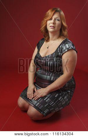 Unconfortable Woman