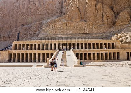 temple of of Queen Hatshepsut