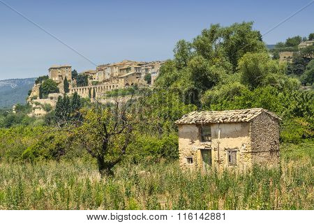 Lauris (provence, France)
