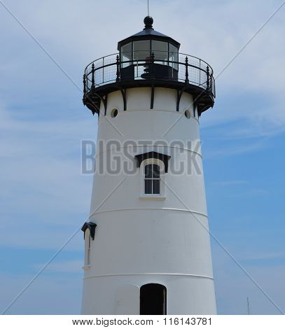 Edgartown Lighthouse Close-up