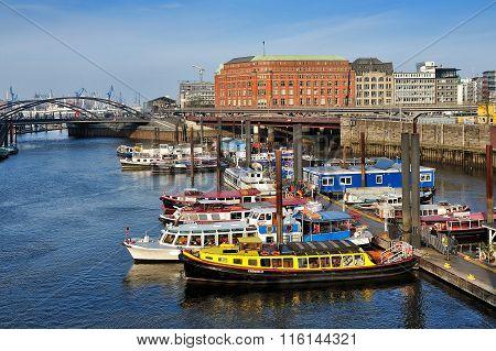 Binnenhafen, Hamburg, Germany