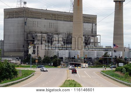 Joliet 7 & 8 Coal-Fired Power Generating Station