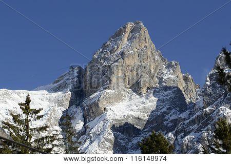 Mount Rosetta, Dolomites