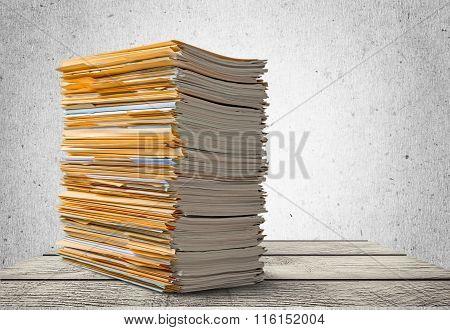 Document Paperwork.