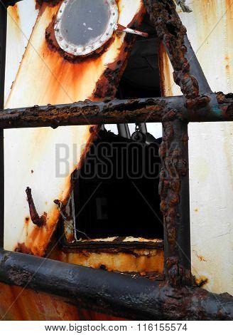 rusty heritage