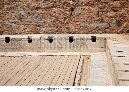 Latrines At Ephesus