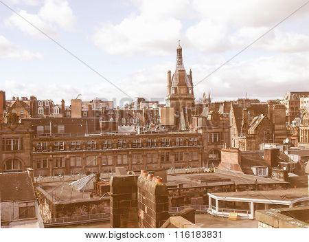 Glasgow Picture Vintage