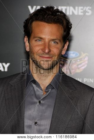Bradley Cooper at the Los Angeles Premiere of