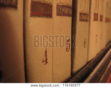 Bookshelf With Fug