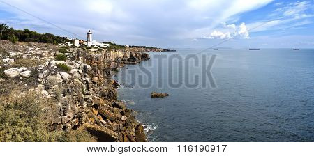 Cascais Guia Lighthouse