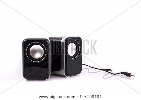 Small Computer Speakers.