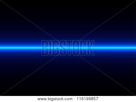 Vector Blue Ray Background