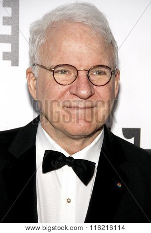 Steve Martin at the 66th Annual ACE Eddie Awards held at the Beverly Hilton Hotel in Beverly Hills, USA on January 29, 2016.