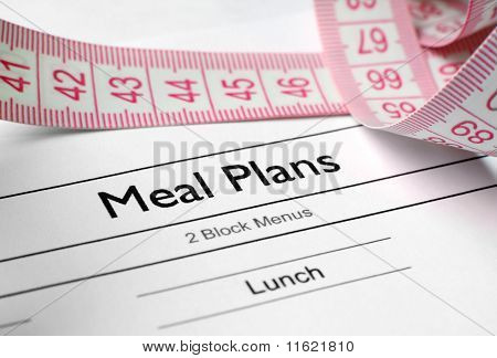 Meal plans