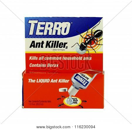 Box Of Terro Ant Killer