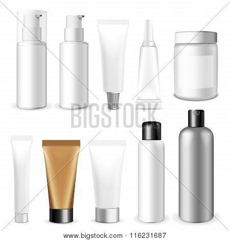 Beauty and health vector