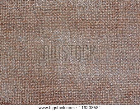 fabric burlap beige