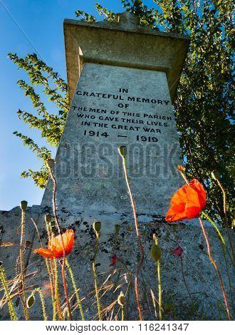 English Parish Remembers the Fallen