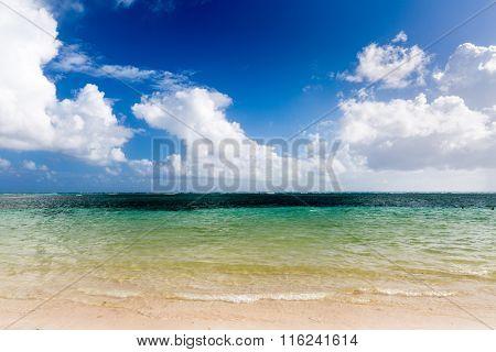Bavaro beach in Punta Cana, Dominican Republic