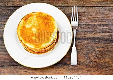 Tasty Pancakes Stack