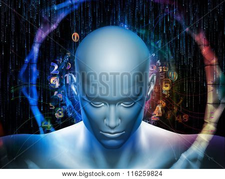 Realms Of Digital Thoughts