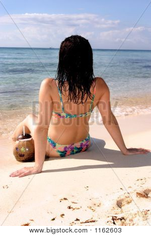 Sunbathing In Mexico 3