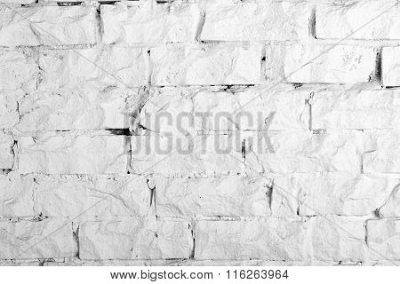 Backgrounds Collection - White Brick Wall