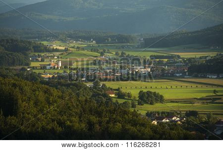 Ivancna gorica city, Slovenia
