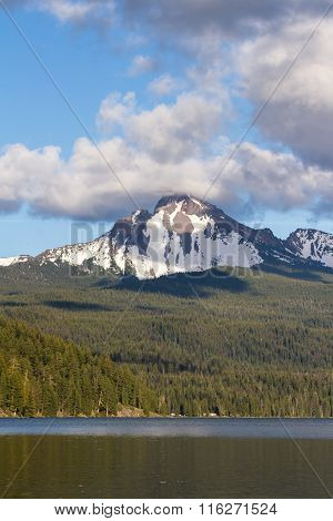 Mt Thielsen, Oregon