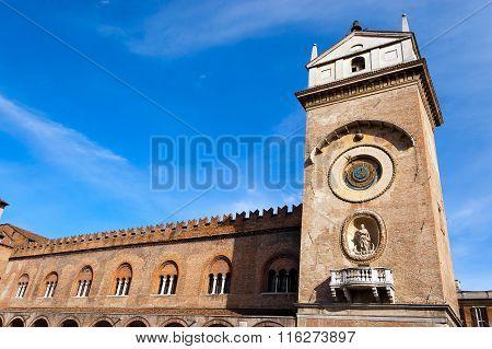Palace Of Reason - Mantova Italy