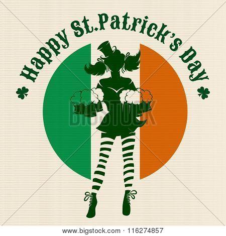 Saint Patricks Day Party Design