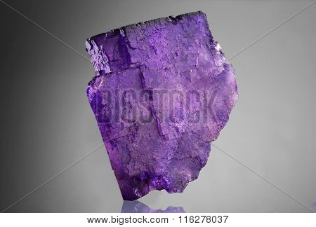 Gemmy Purple Fluorite