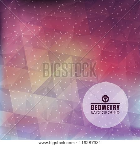 Geometry wallpaper or background