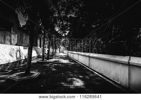 Walkway at Imogiri